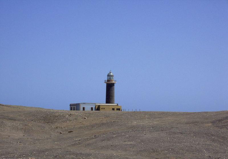 leuchtturm in fuerteventura