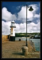 Leuchtturm in St. Ives