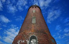 Leuchtturm in St- Peter Ording Böhl