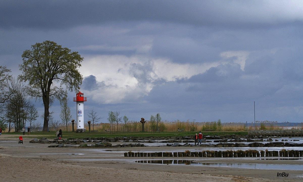 Leuchtturm in Ueckermünde