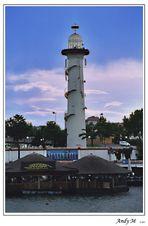 Leuchtturm in Wien