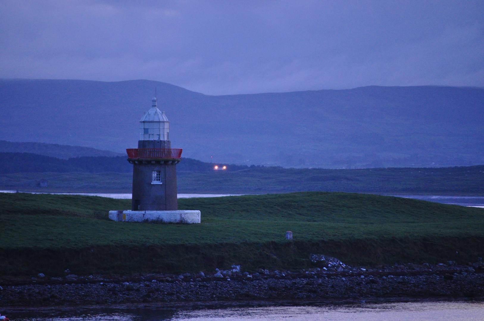 Leuchtturm Irland