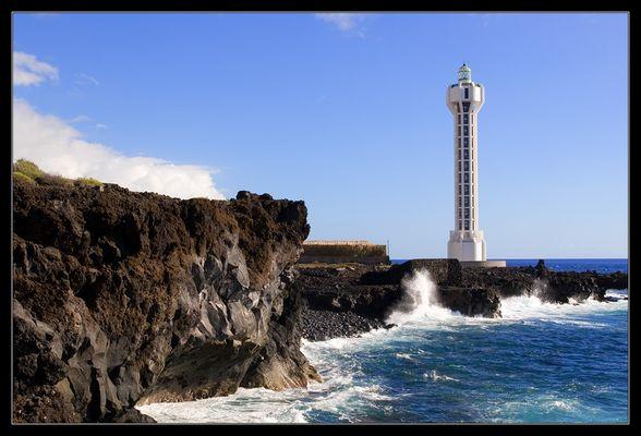 Leuchtturm - La Palma