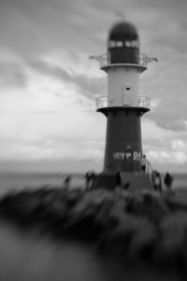 ...Leuchtturm Lensbaby...