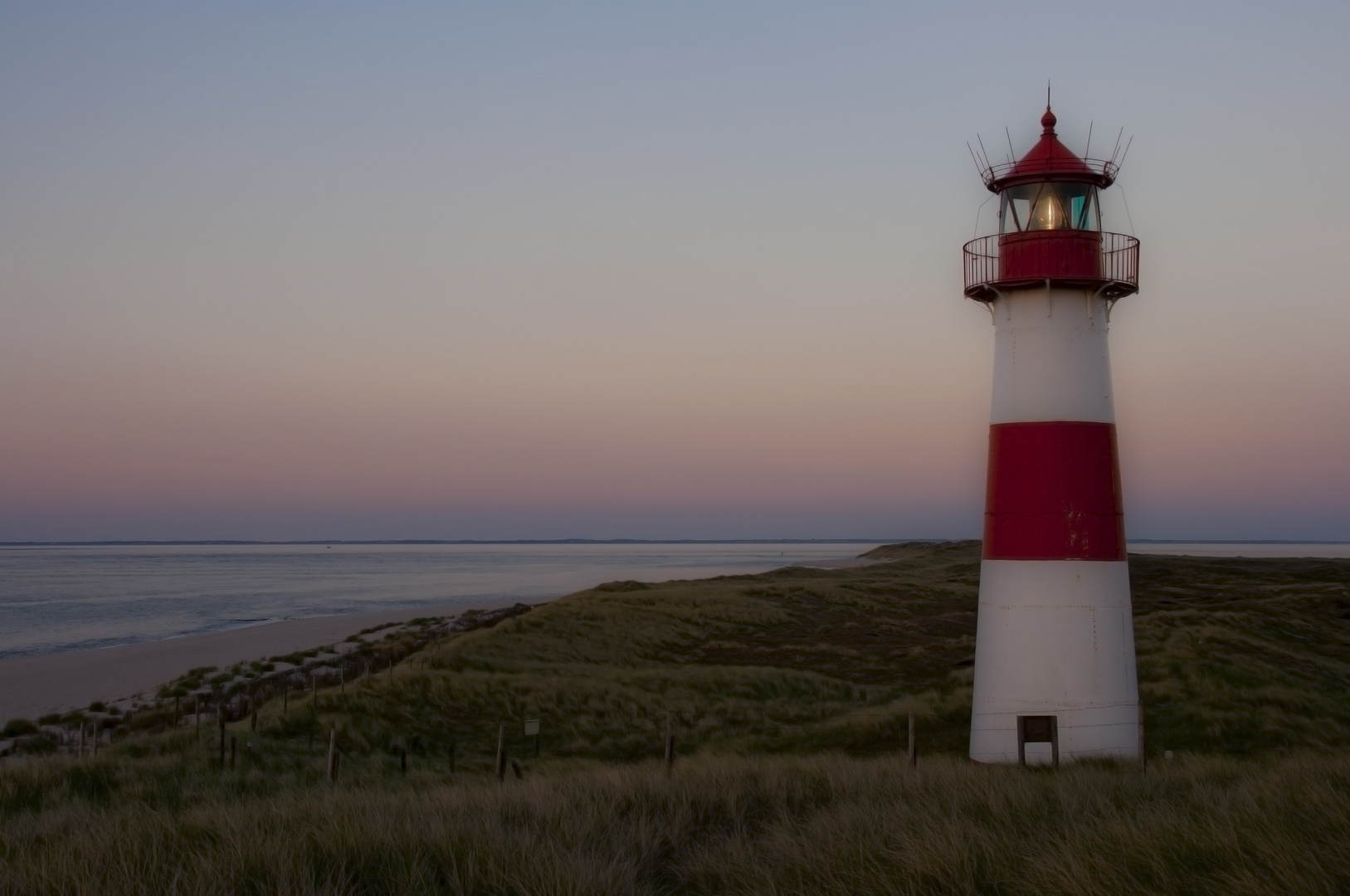 Leuchtturm List Ost auf Sylt II