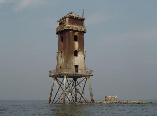 Leuchtturm Meyers Legde