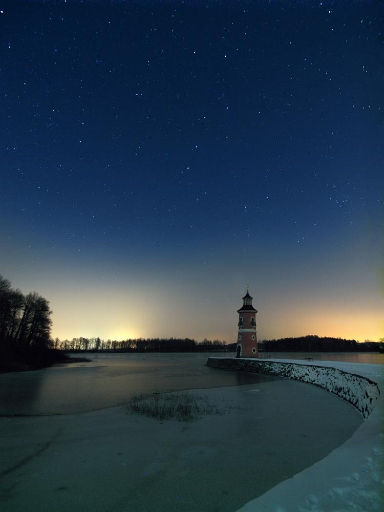 Leuchtturm Moritzburg