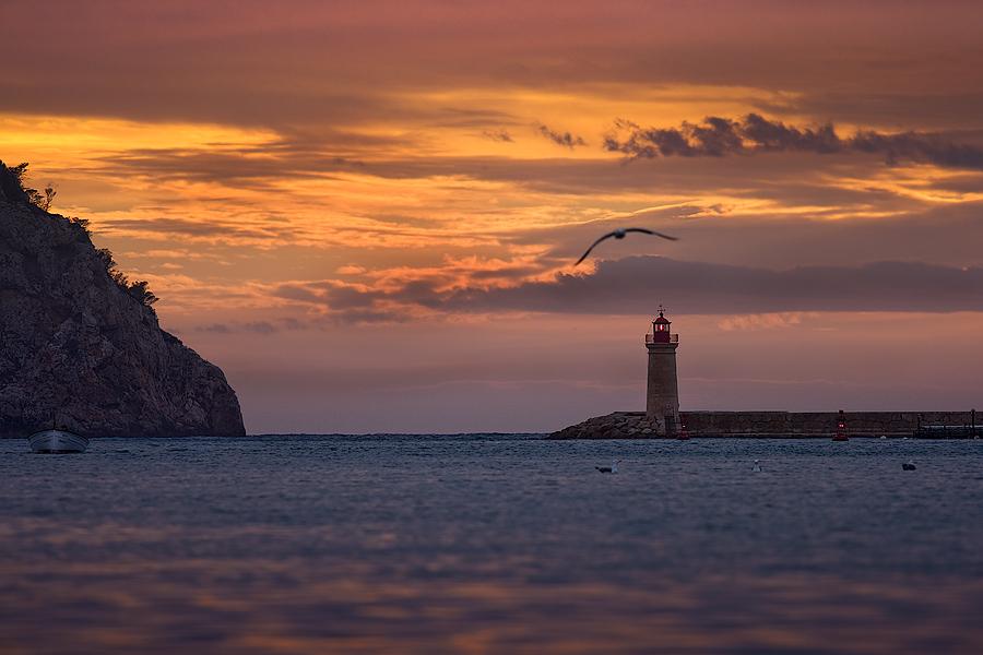 Leuchtturm Port Andratx