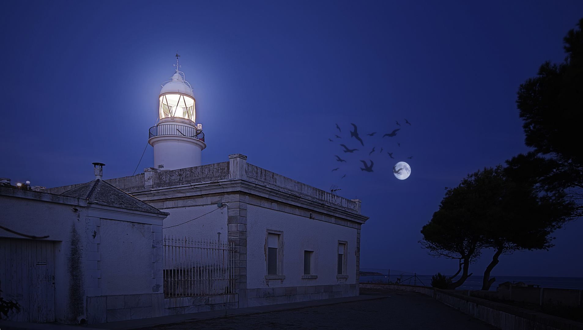 Leuchtturm Roses/ Costa Brava