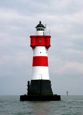 Leuchtturm Roter-Sand