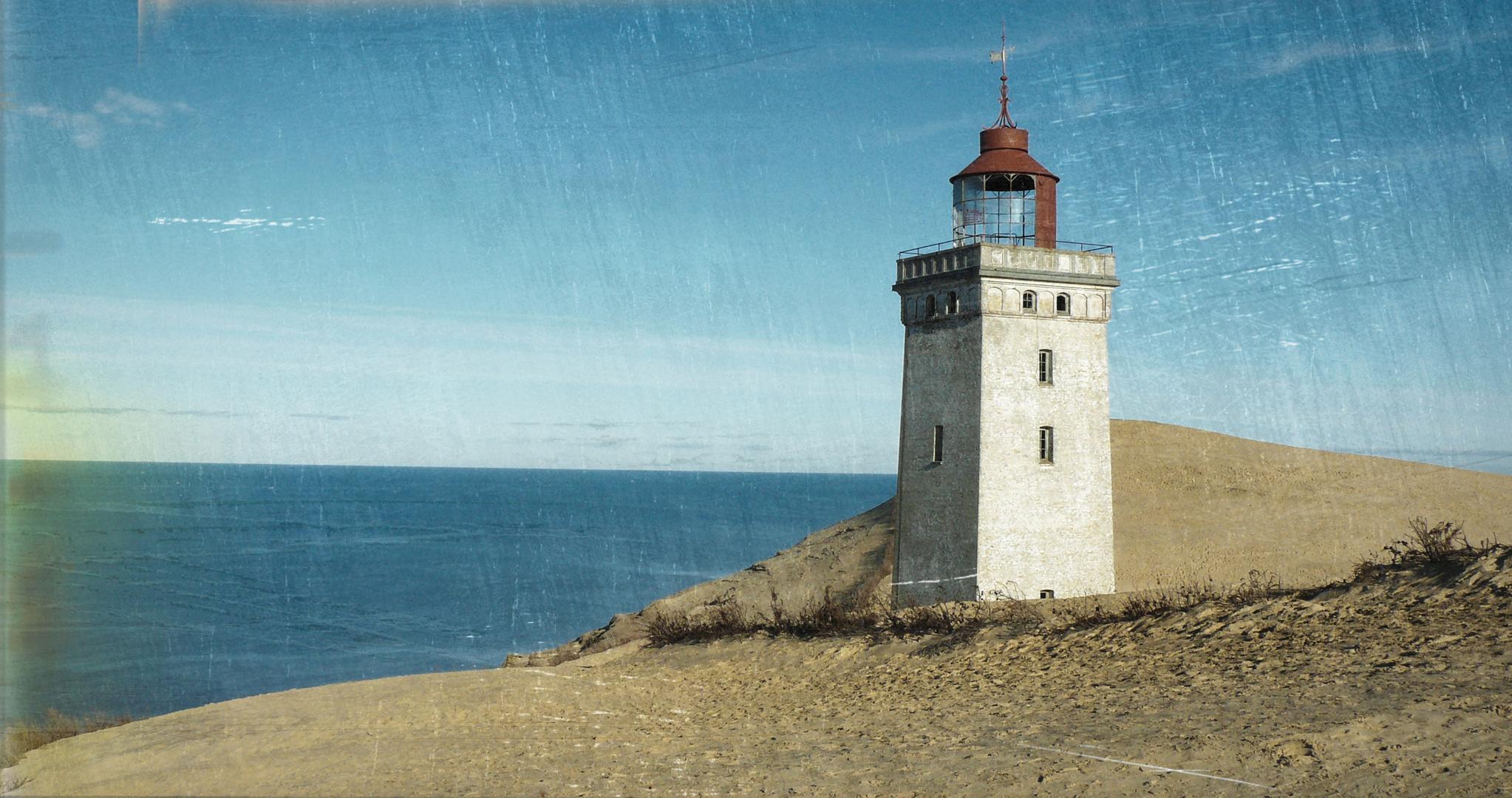 Leuchtturm Rubjerg Knude Dänemark