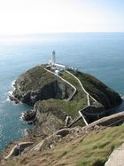 Leuchtturm Southstack - Holy Island, Wales, UK