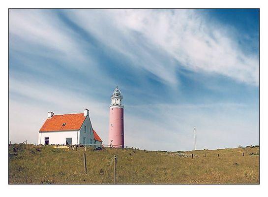 Leuchtturm Texel/NL