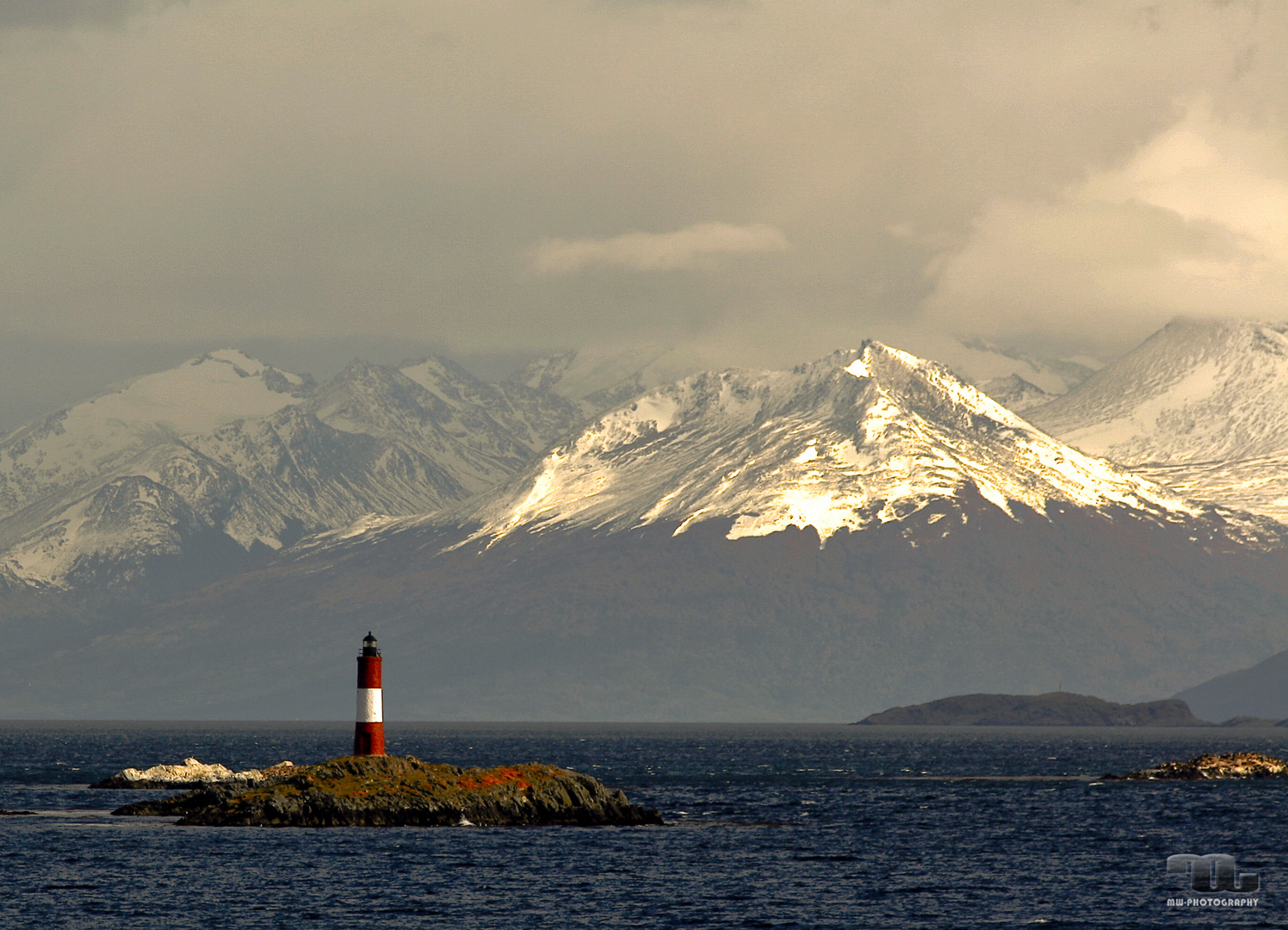 Leuchtturm Ushuaia
