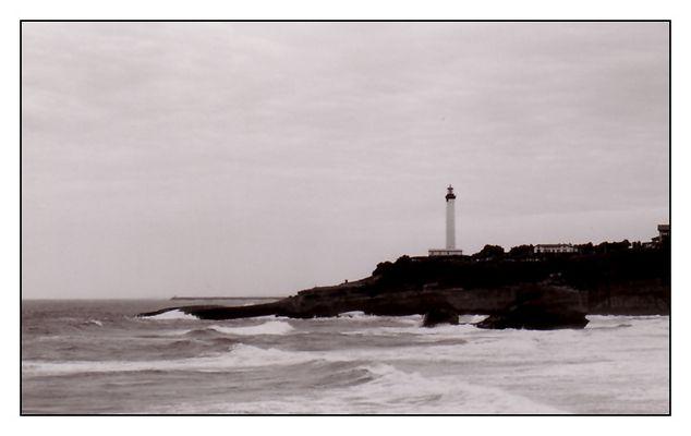 Leuchtturm von Biarritz
