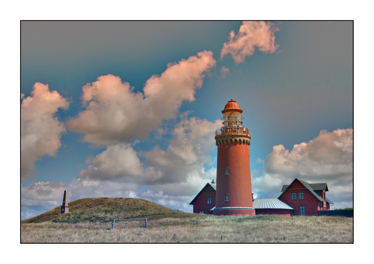 Leuchtturm von Bovbjerg