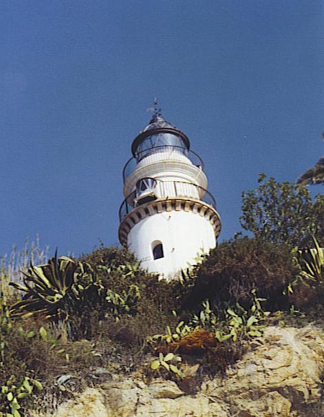 Leuchtturm von Calella