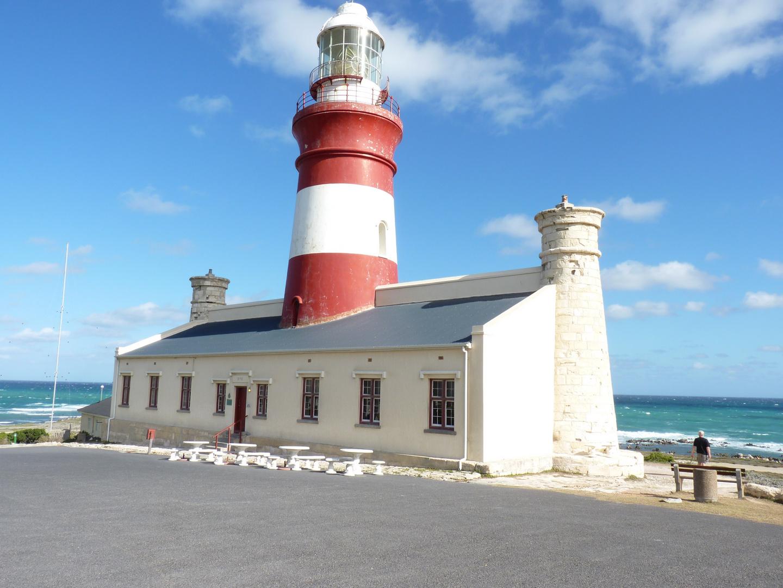 Leuchtturm von Cape L'Agulas