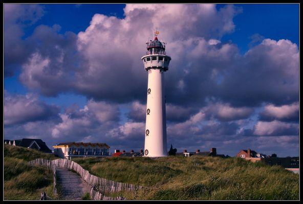 Leuchtturm von Egmond