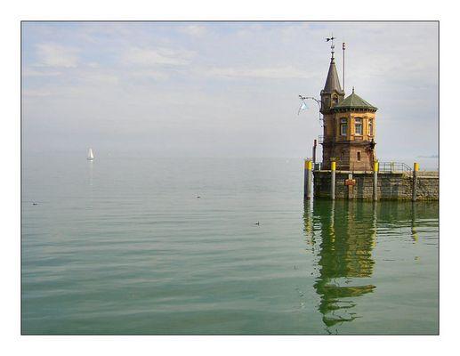 Leuchtturm von Konstanz