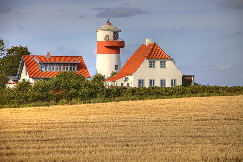 Leuchtturm von Langeland