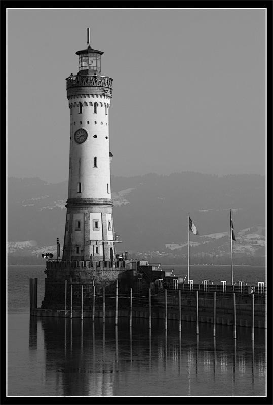 Leuchtturm von Lindau