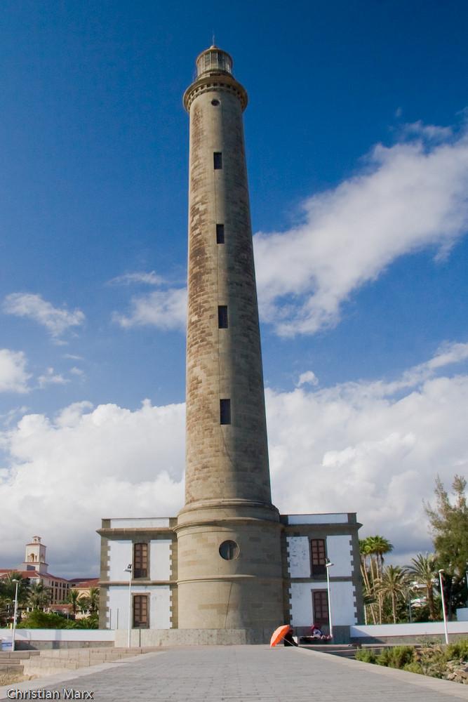 Leuchtturm von Maspalomas