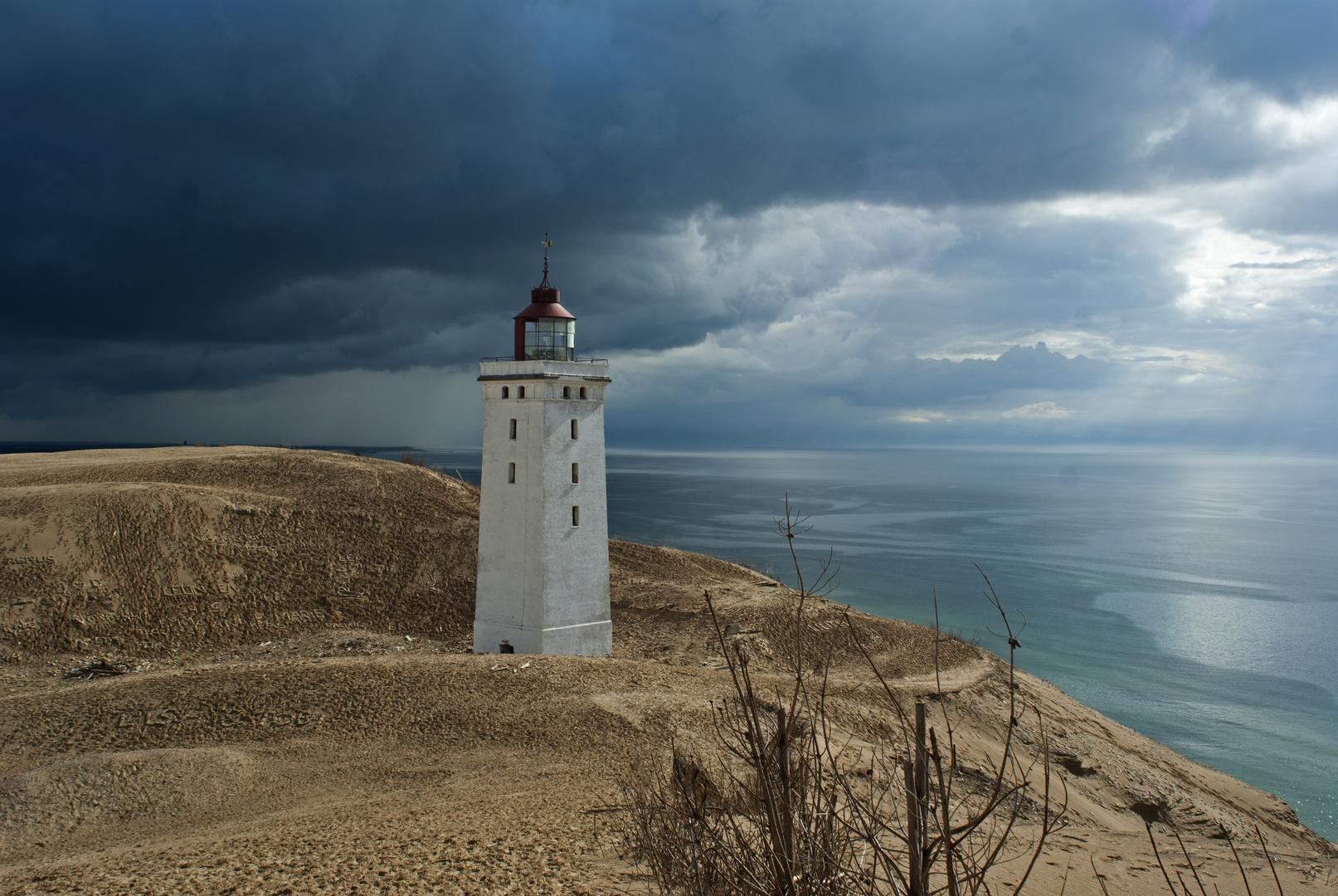 Leuchtturm von Rubjerg
