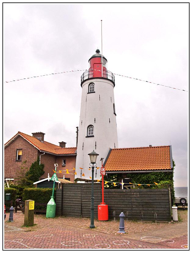Leuchtturm von Urk