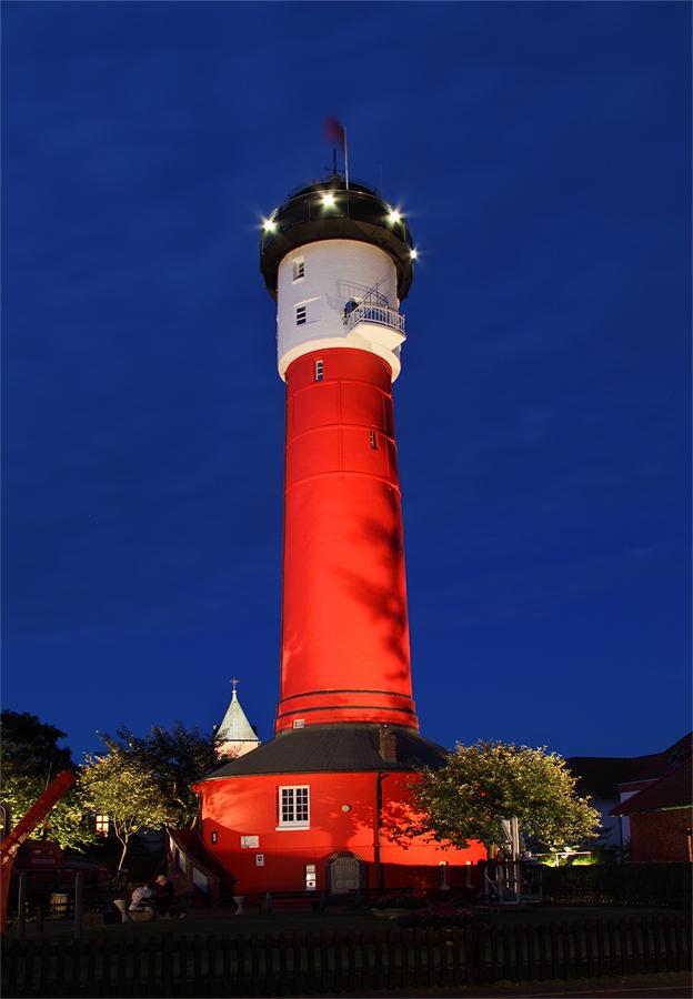 Leuchtturm Wangerooge Foto & Bild | deutschland, europe ...