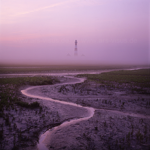 Leuchtturm Westerhever 001