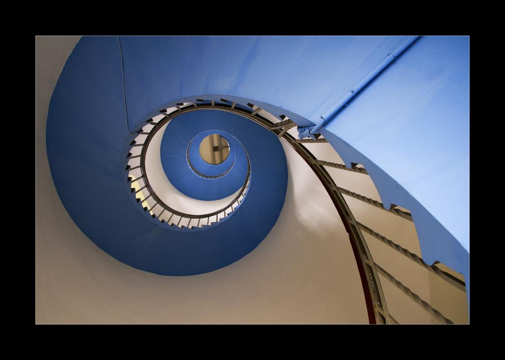 Leuchtturmaufgang II