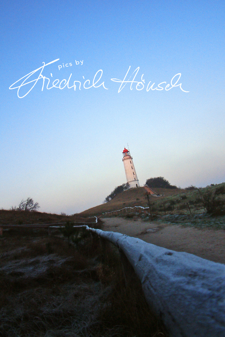 Leuchturm Dornbusch Hiddensee