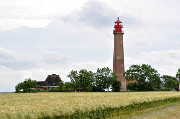 Leuchturm Flügge Fehmarn