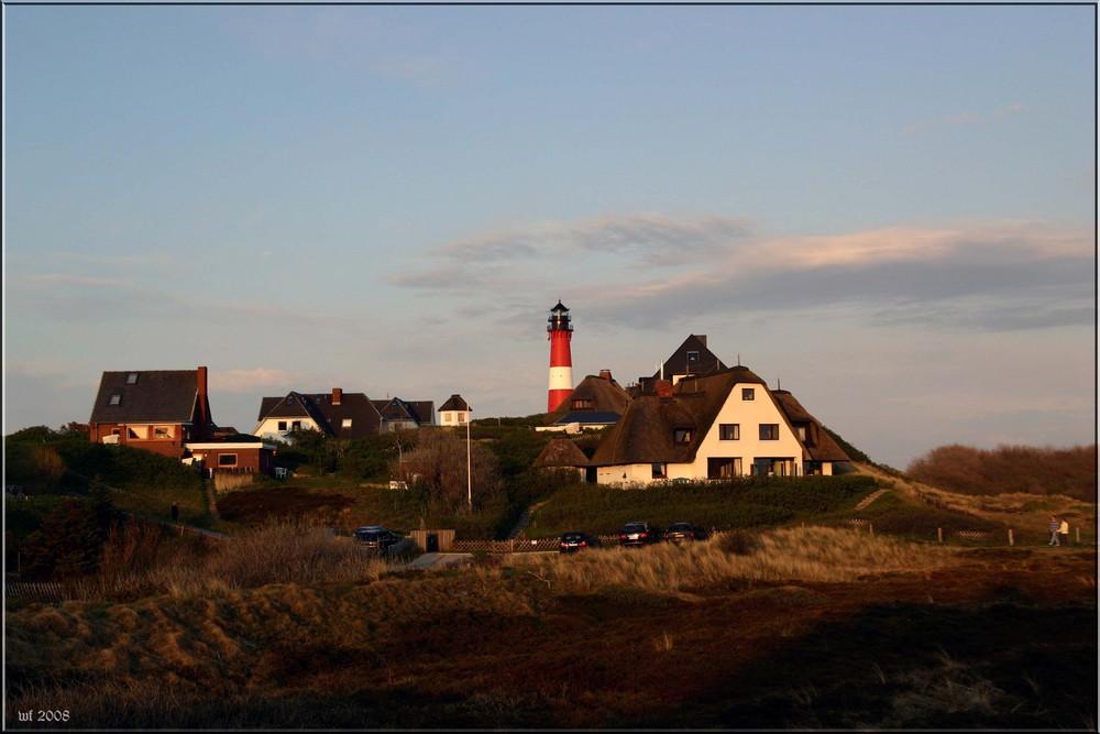 Leuchturm in Hörnum