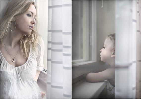Leur histoire d'Amour. (Attendre le bébé.... attendre sa maman...)