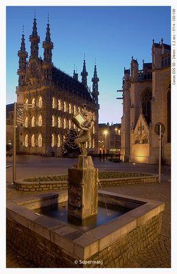 Leuven, christmas