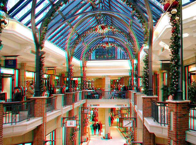 Levantehaus #2 Weihnachtsschmuck 3D