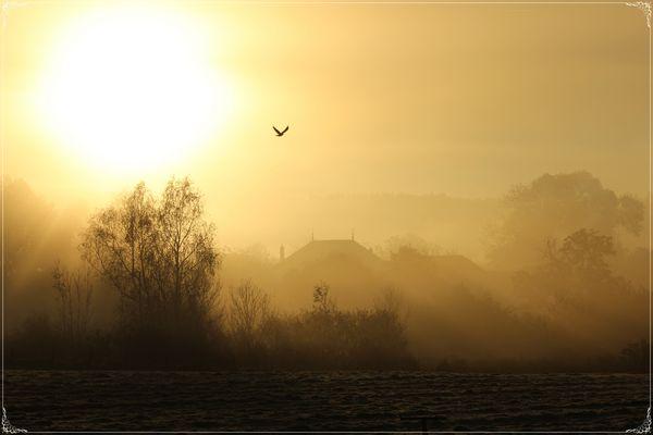 Levé du soleil (4)