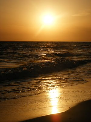 Levé du soleil à Raf Raf II