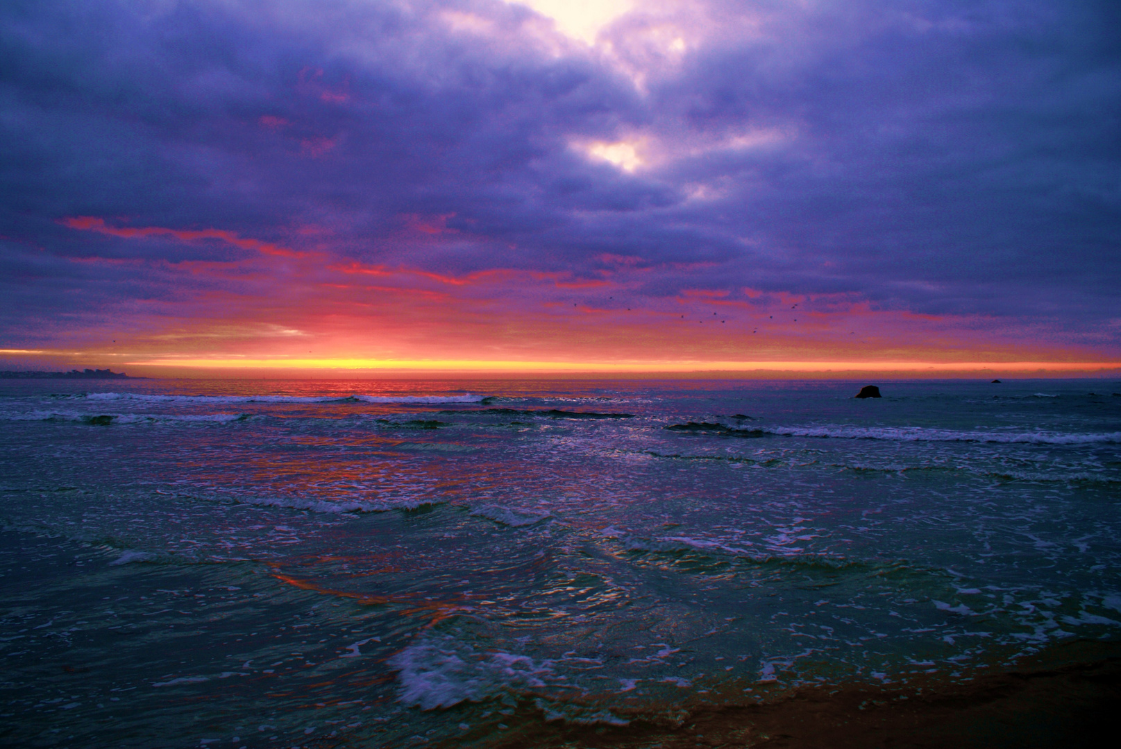 levée de soleil 1