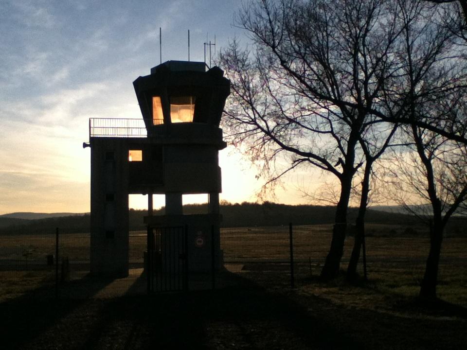 Levée lanas aérodrome