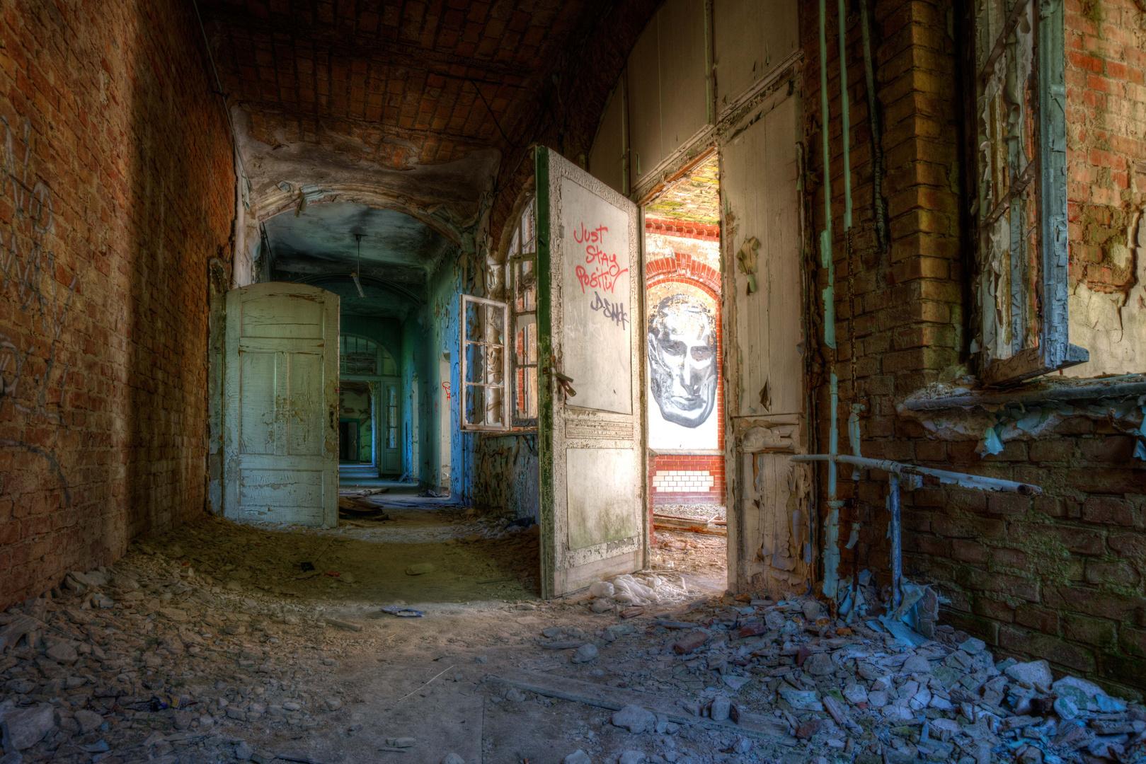 Level 2 Heilstätten Beelitz