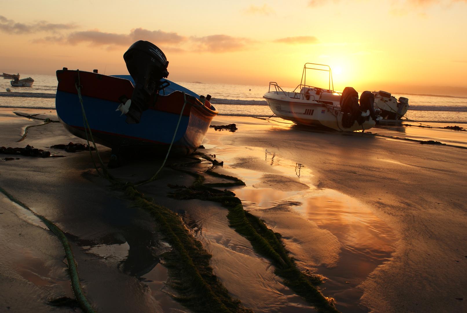 lever de soleil plage de porce carn 2