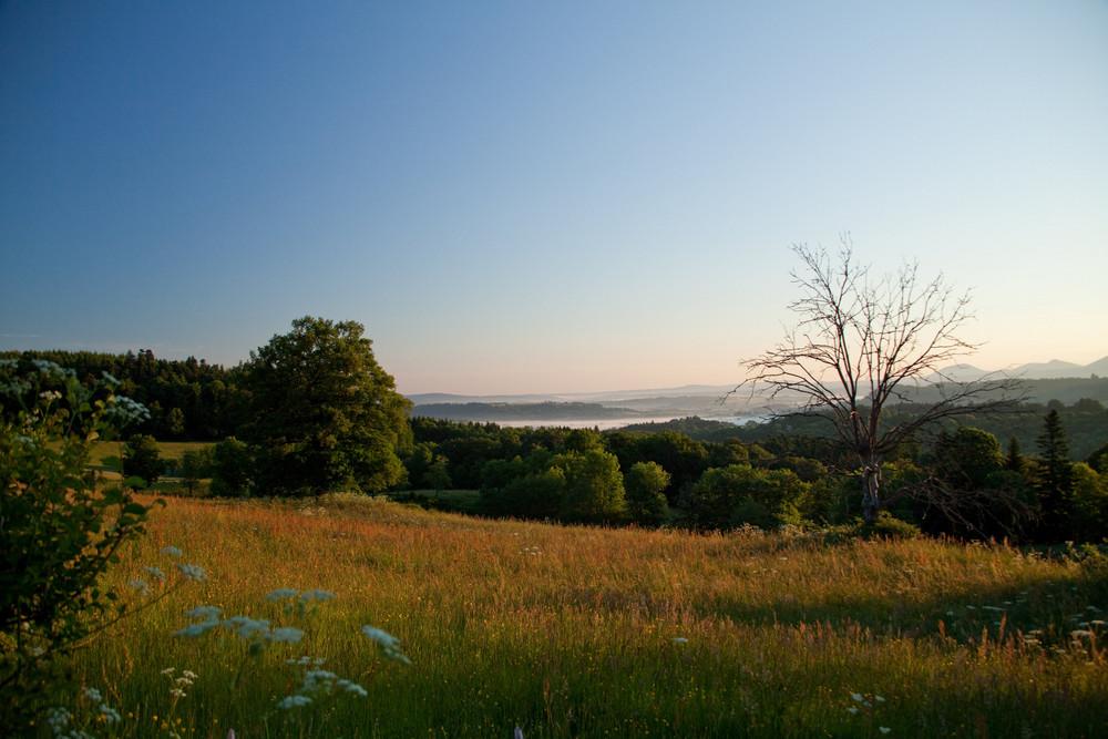 Lever de soleil  (Tour d'Auvergne)