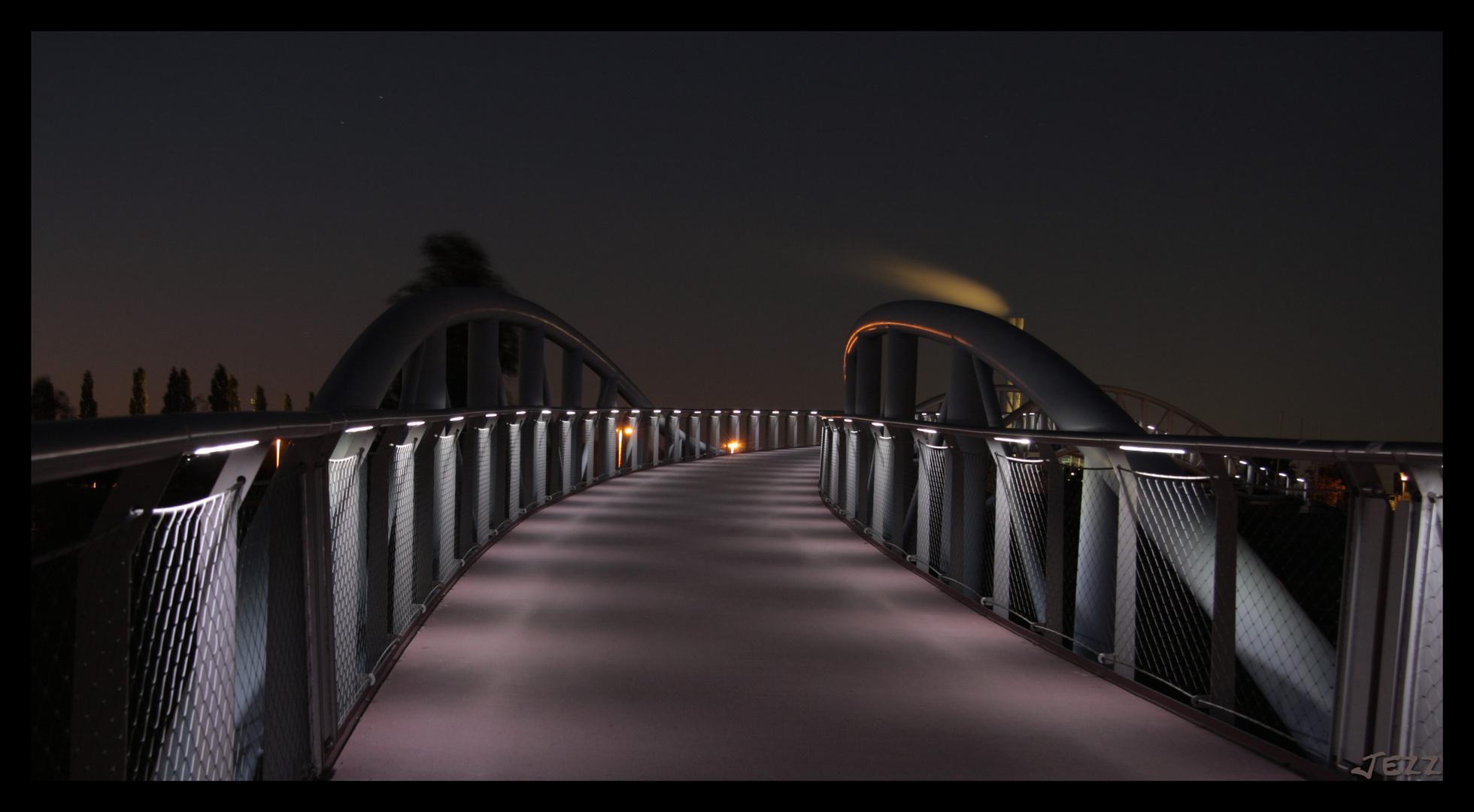 Leverkusen Neulandbrücke