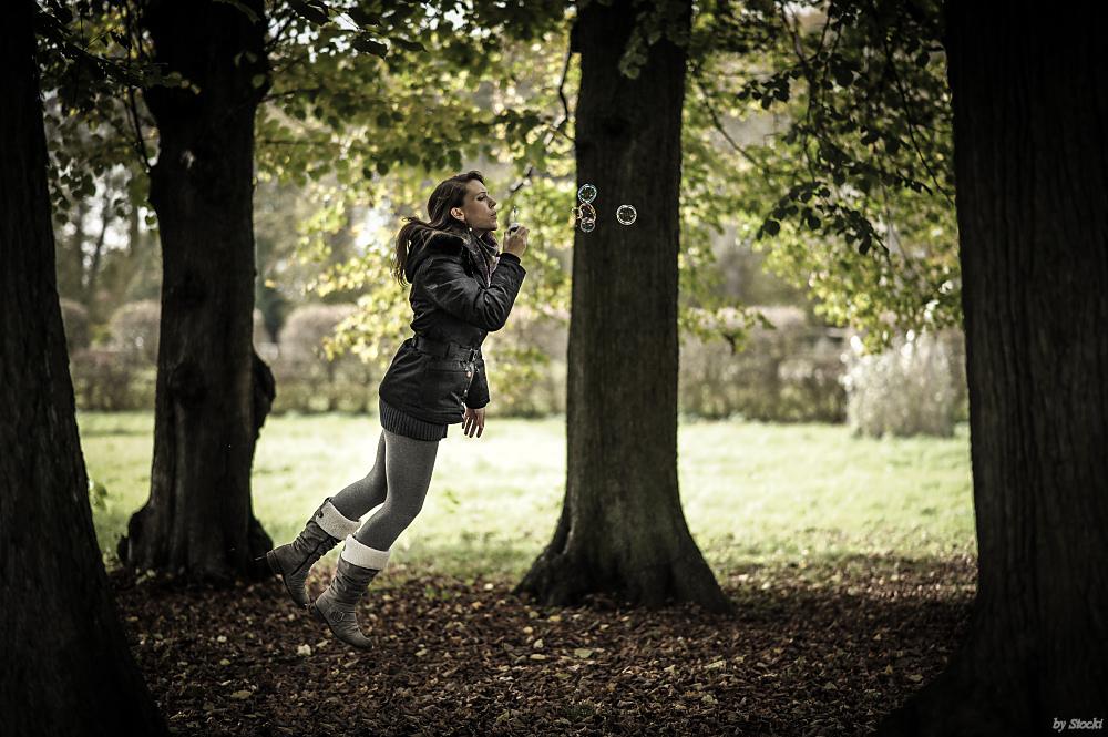 Levitation, oder Mi fliegt .... #2