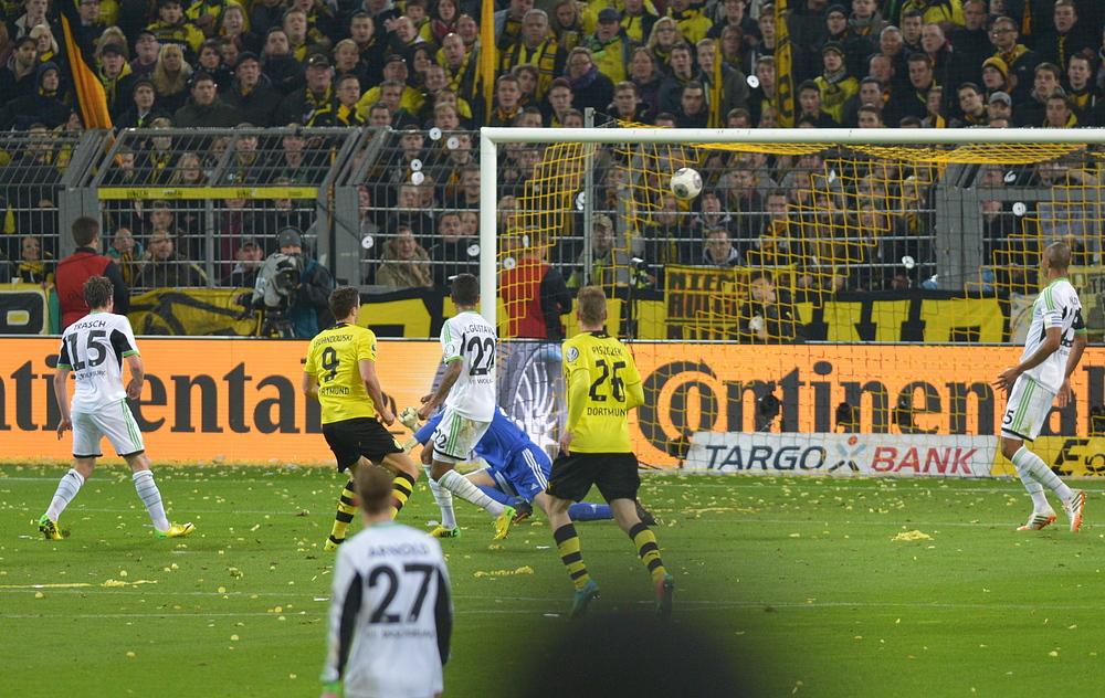 Lewandowski, der passt.