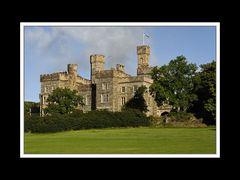 Lews Castle in Stornoway