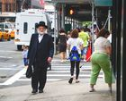 Lexington Avenue in Harlem